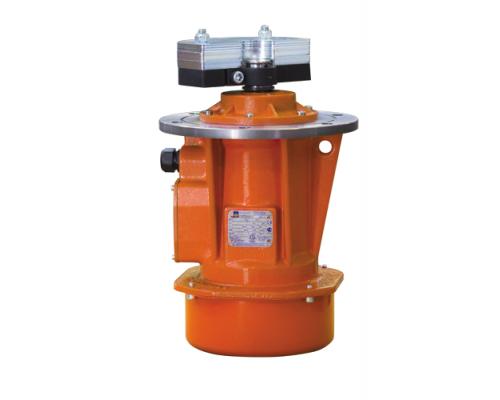 MVE 1100/15N SL-50AG фланцевый вибратор
