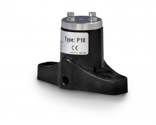 P10R пневматический вибратор постоянного удара