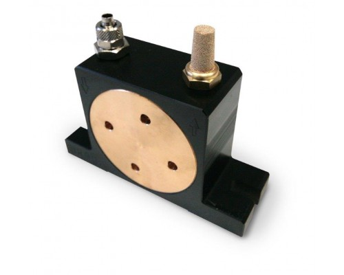 OR100 роликовый пневматический вибратор