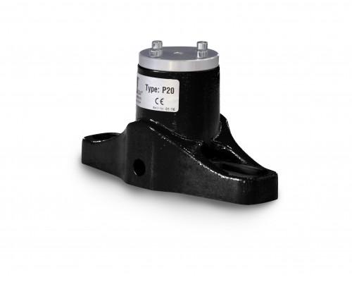 P20R пневматический вибратор постоянного удара